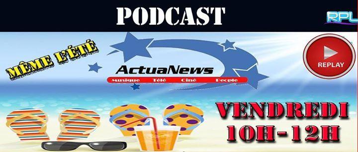 Ce vendredi avait lieu un nouveau numéro de votre émission ActuaNews 2.0 sur la radio RPL 99FM. Au sommaire  #CINEMA  Les films à ne pas manquer en salles S.O.S. Fantômes 3 et bien sur Star Trek : Sans limites qui font partis des Blockbustters à ne pas manquer cet été.  Côté news retour sur le reboot d' Ocean's Eleven avec un casting 100% les dernières indiscrétions sur le spin Off de Star Wars Rogue One: A Star Wars Story le retour du Le Monde de Narnia et bien d'autres choses encore  Le…