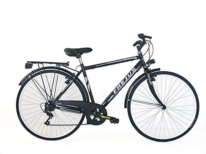 Frejus Manchester Fahrrad Stadt Herren Schwarz M Fahrrader