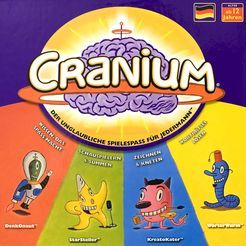 Cranium | Board Game | BoardGameGeek- This is a fun game if you play it with an outgoing group. It can fall flat if played with shy or introverted people.