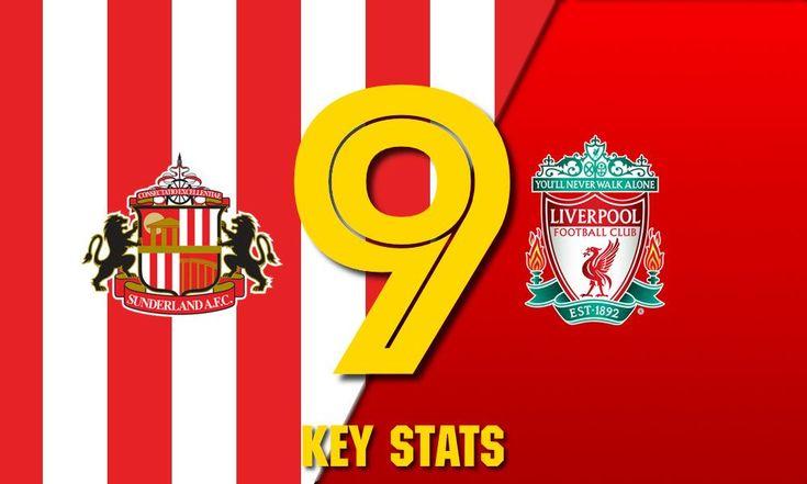 Он вернулся к @ premierleague действий по СБ и вот 9 предматчевые # LFC статистику v @ SunderlandAFC http:// xtra.liverpoolfc.com/news/9-pre-mat ch-stats-ahead-of-liverpool-fc-s-trip-to-the-stadium-of-light-on-saturday …