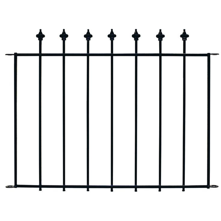 Best 25 Steel Fence Panels Ideas On Pinterest Metal