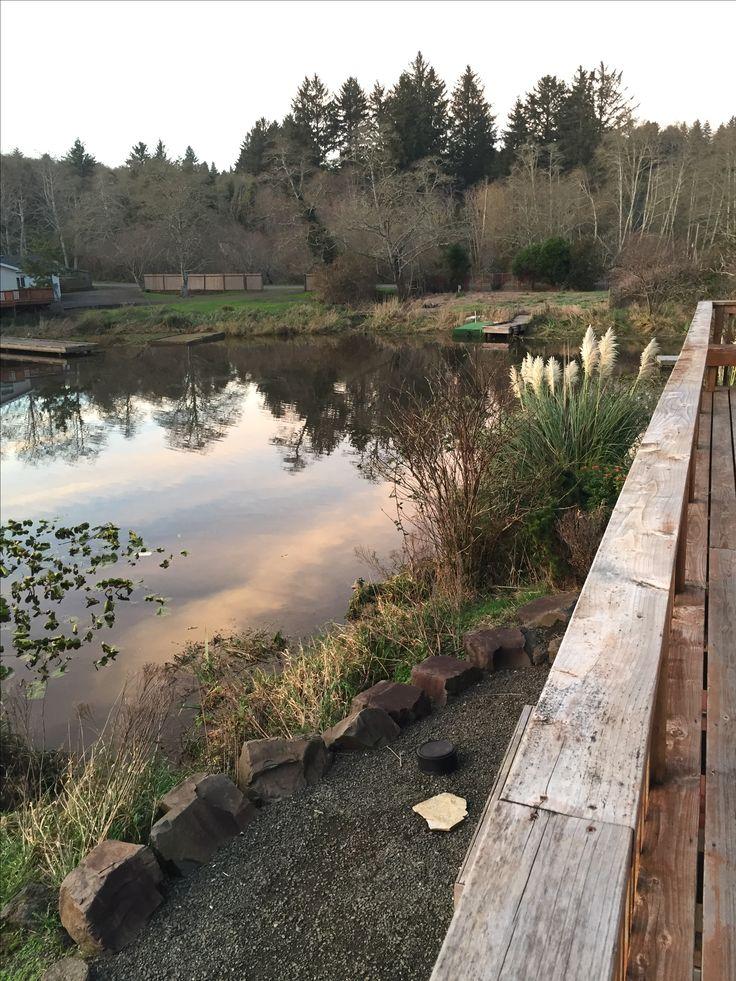 Devil's Lake, Lincoln City Oregon