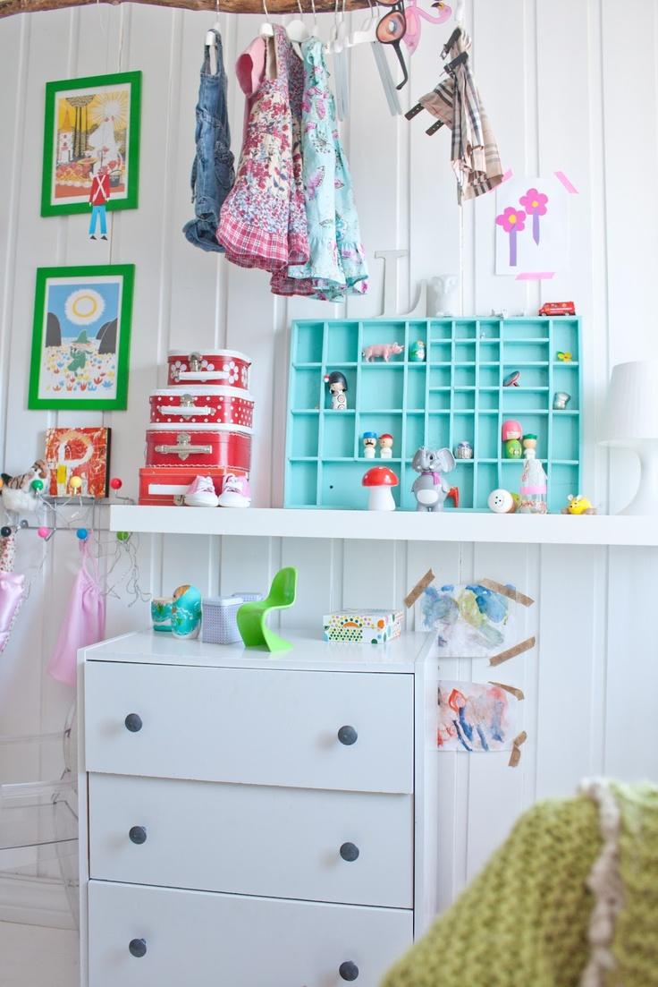 Ifra LahellKids Bedrooms, Trinket Boxes, Ifra Lahel, Branches Decor Nurseries, Kids Room, Children Room, Kiddie Room, White Furniture, White Wall