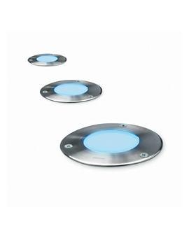 Marker LED Philips, Hoge helderheid en homogene lichteffecten (mono/RGB) Eenvoudige installatie dankzij inbouwdozen, zowel buiten als binnen toepasbaar (IP67)