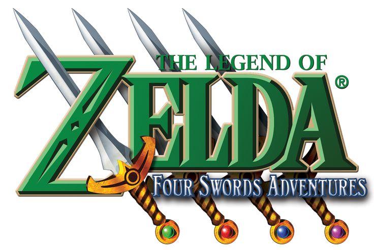 The Legend of Zelda Four Swords Adventure (med bilder)