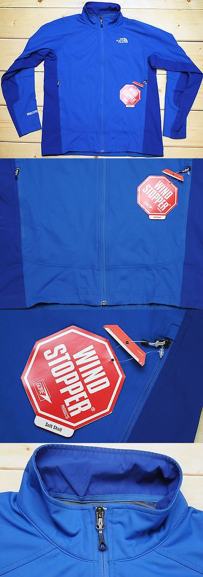 Coats and Jackets 181358: The North Face Alpine Project - Softshell Lightweight Windproof Men S Jacket - L -> BUY IT NOW ONLY: $75 on eBay!