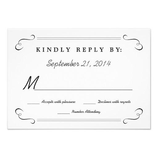 die besten 25+ monogramm hochzeitseinladungen ideen auf pinterest, Einladungen