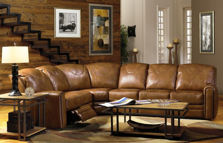 Best 25 Reclining Sectional Ideas On Pinterest