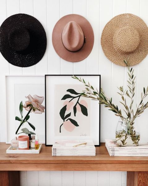 Colors, Home decoration, theme, fedora, fashion, interiors, home decor ideas.