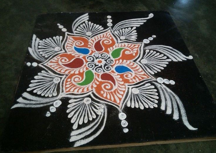 Discover 100's of rangoli designs without dots at homemakeover. Get rangoli designs for Diwali, Holi, Sankranti, Dussehra, Gudi Padwa, Ugadi and New Year.