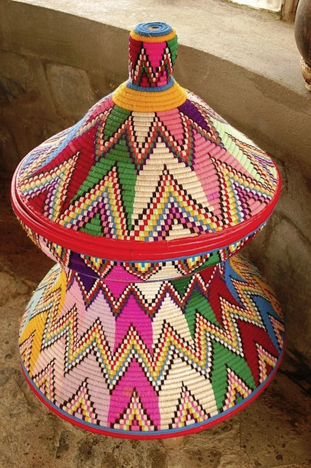 4 Intriguing Things Ethiopian Baskets Can Tell You 4