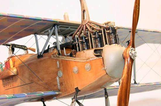 Wingnut Wings 1/32 LVG C.VI, by Otis Goodin
