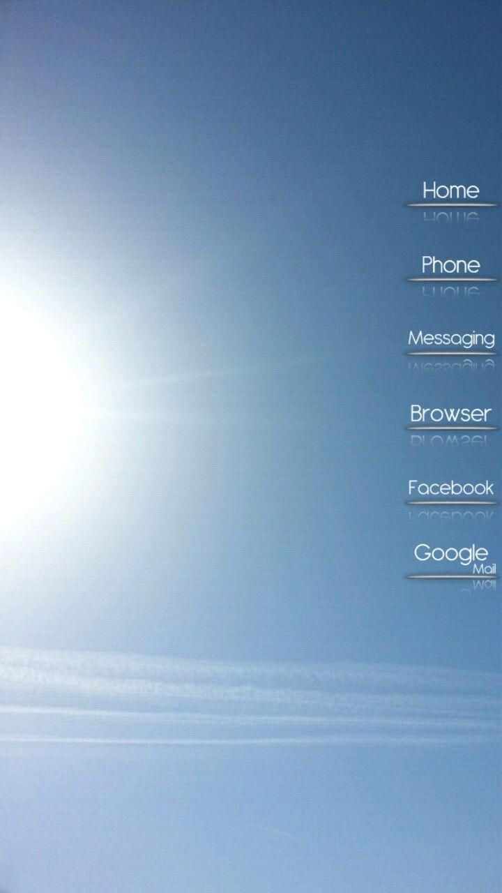 [Homepack Buzz] Check out this awesome homescreen! Tam Cor | My Homepack Sky