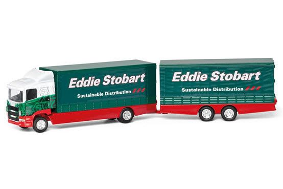 Eddie Stobart Drop Bar Truck