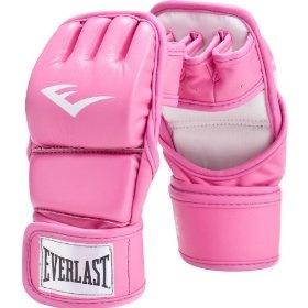 Everlast Pink Women S Wristwrap Kickboxing Glove