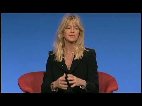 TED Talks: Goldie Hawn, Daniel Siegel On Mindfulness For Children At TEDMED (VIDEO)