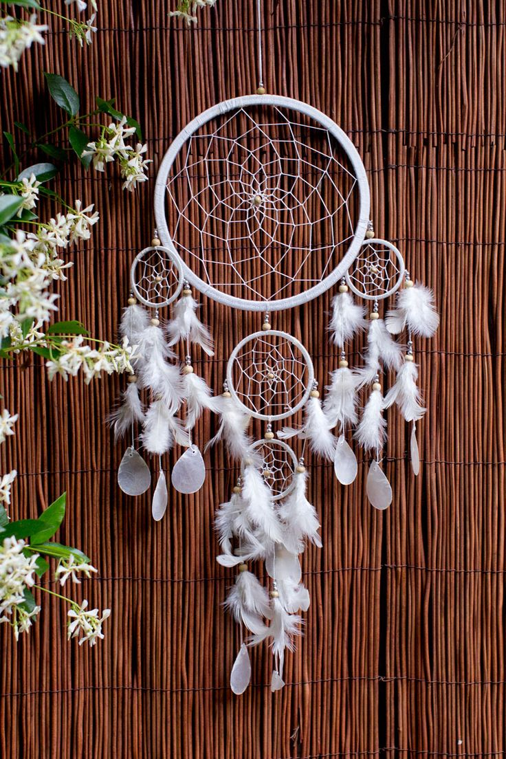 Whimsy Dreamcatcher  Homewares by Treeoflife