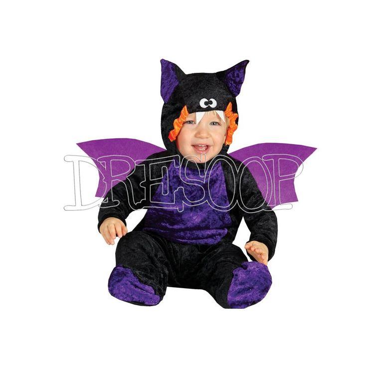 Disfraz Murciélago bebé - Dresoop.es