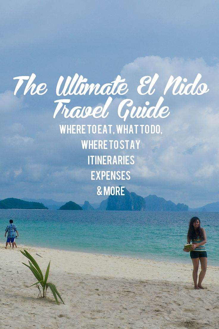 If you're traveling to El Nido soon but don't know where to start, here's your one stop Ultimate El Nido Palawan Travel Guide.