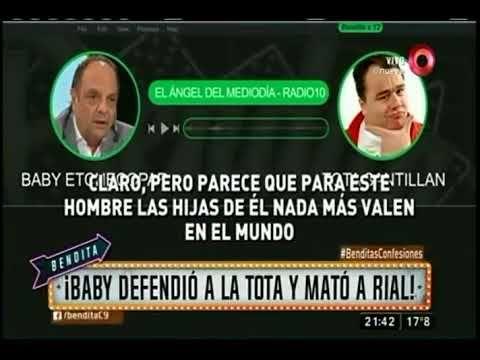¡Baby defendió a la Tota y mató a Rial!
