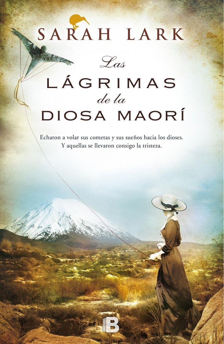 """""""Trilogía del Kauri"""" Sarah Lark. 1ª Hacia los mares de la libertad ; 2ª A la sombra del árbol Kauri ; 3ª Las lágrimas de la diosa maorí"""""""