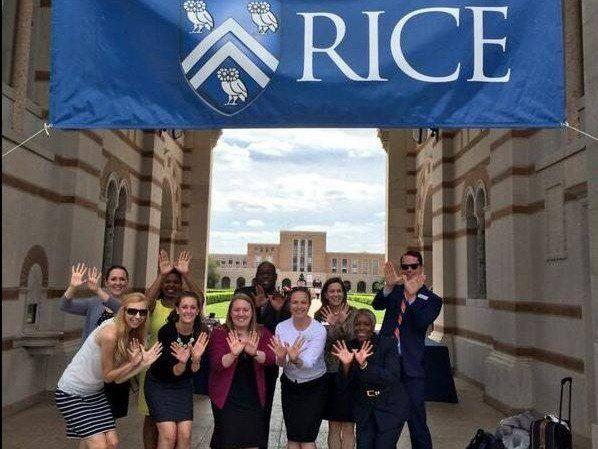 11. Rice University