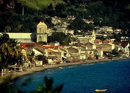 Town of Fort de France, Martinique