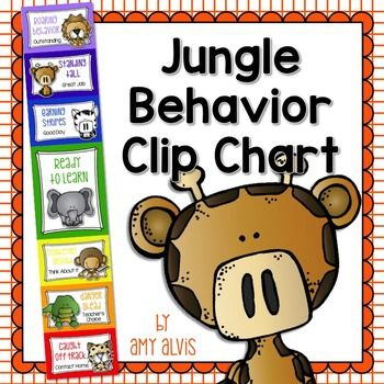 """#indianaB2S This behavior clip chart is 8.5 """" X 44"""". Each of the colored sections are 8.5"""" X 5.5"""" except the green which is 8.5 X 11.In my classroom, I printed the chart on cardstock, taped the whole chart together and backed it with black construction paper to make it more sturdy."""