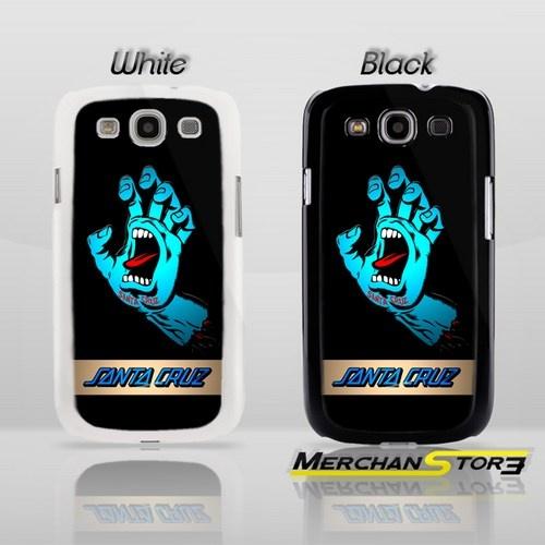 Santa Cruz Skateboard Logo Symbol Samsung Galaxy S3 Case