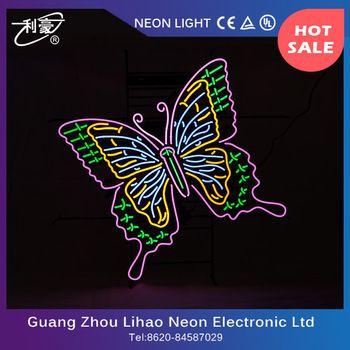 Alibaba wholesale acrylic custom neon sign for home bar