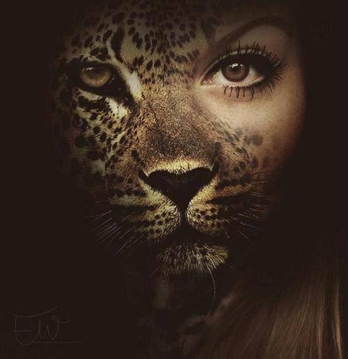 Jaguar photoshop