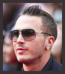 Shawn Desman wearing Entourage of 7.