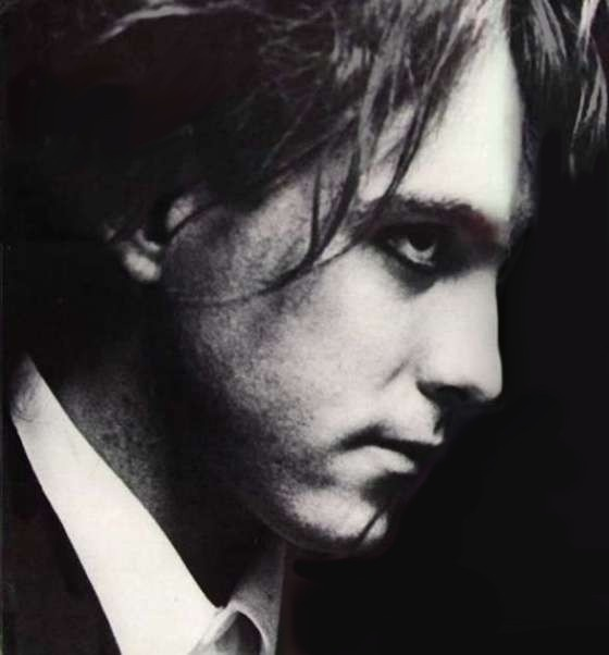 Robert Smith. (The Cure) Had such the crush on him back in the day...
