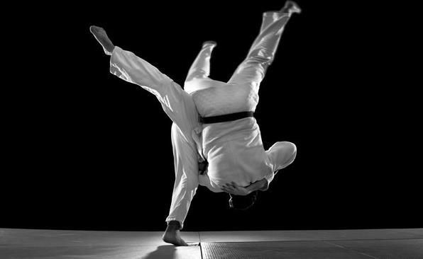 Judo - I love this for the fact that it really isn't offensive. Wrestling and Throwing, there's really not much more to it. No punches, no kicks, nothing. You learn to anticipate and utilize force and balance and even for someone as out of shape as me, it can still be a pretty effective way of discouraging the more violently inclined.
