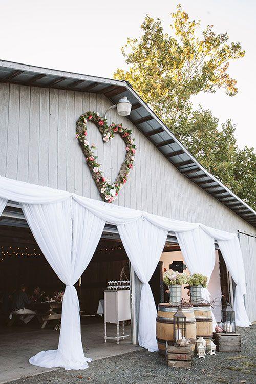 A Rustic Wedding In Madison Viriginia