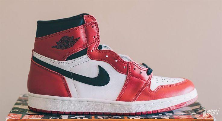Air Jordan 1's Retro