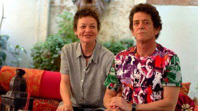 """L'ultima opera di Lou Reed, la moglie: """"Meraviglioso, selvaggio spirito""""   video"""