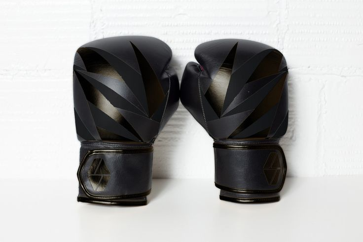 You guys, Black on Black Women's Boxing Gloves!!!