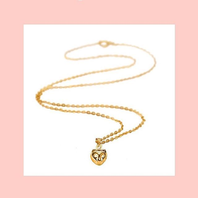 CAT NECKLACE 😻 #gold Shop now by following the link in bio or check out the full range at correyandlyon.com.au