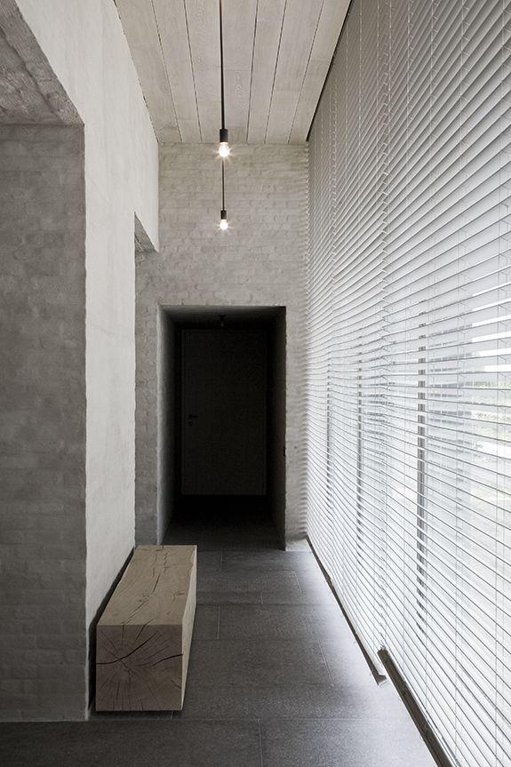 House by Vincent Van Duysen Photos by: Koen Van Damme