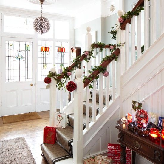17 Best Images About Christmas Hallways On Pinterest