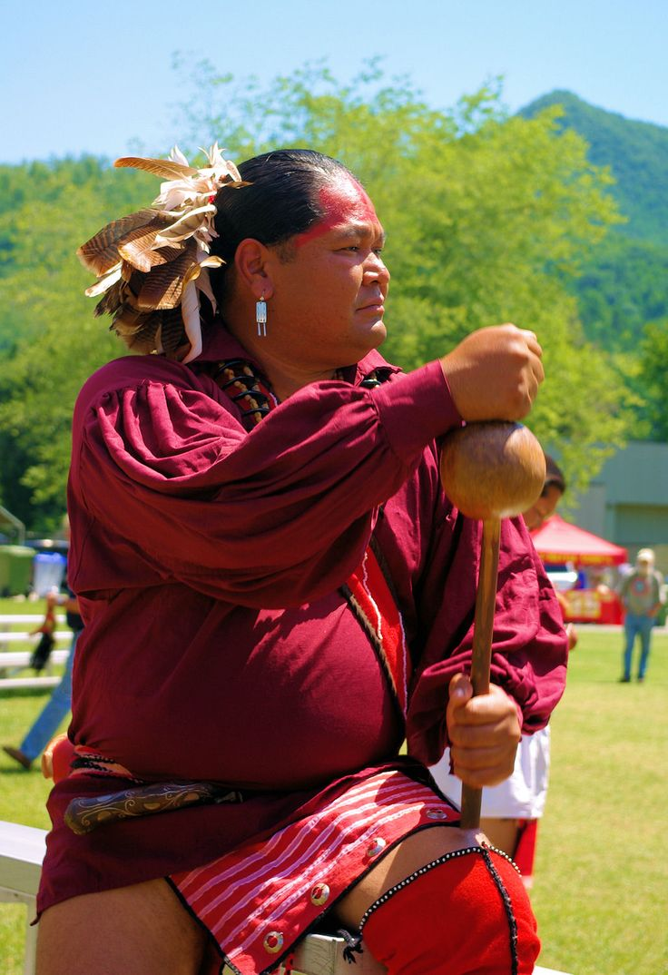 #Cherokee, North Carolina, Festival of Native Peoples in the Great Smoky Mountains...my ancestors