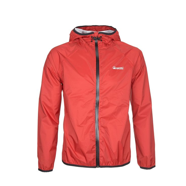 Technical, waterproof and highly breathable jacket conceived to achieve an excellent performance under extreme weather conditions.