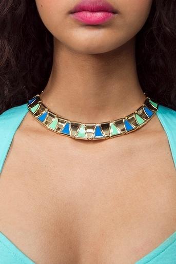 Aruba Collar Necklace
