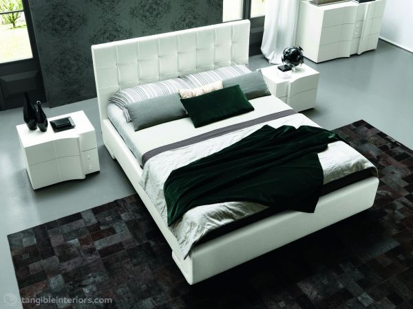 ARMONIA BED BY SMA MOBILE #bed #bedroom #doublebed #furniture #moderninterior