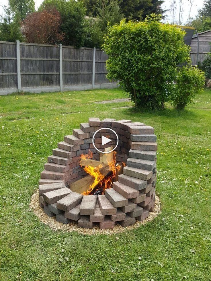 Grillplatz Garten Garten 47 Beste Feuerstelle Ideen Zum Selbermachen Oder Kaufe Grillplat In 2020 Feuerstelle Garten Vorgarten Design Gartendekoration