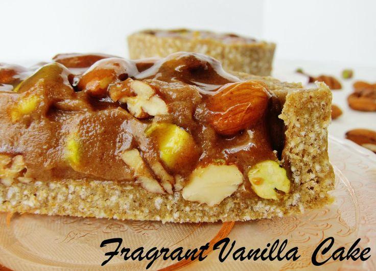 Raw Mini Caramelized Nut Tarts | The Sweet Life | Pinterest