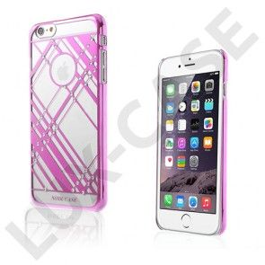 Rhinestone (Varm rosa)  iPhone 6 Plus Deksel