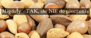 Dlaczego mąka migdałowa nie nadaje się do wypieków? | Ajwen Dieta