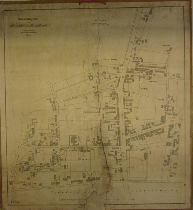 Nørrebro year 1856